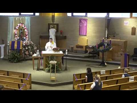Asheville Catholic School Mass - Immaculate Conception