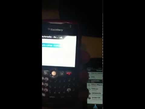 Conversar ptt com iphone..