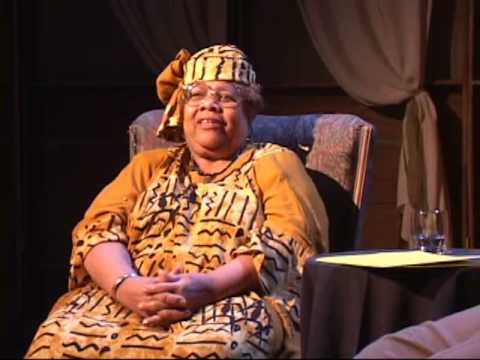 Myra Taylor Interview Clip - I Don't Want to Set the World on Fire Story