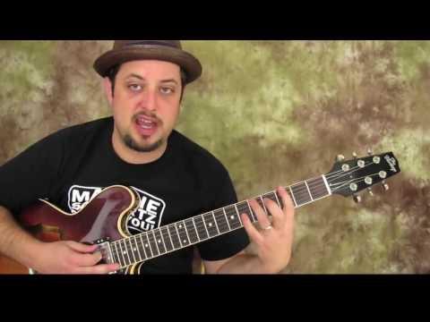 Hard Rocking Guitar Chords  I wanna ROCK!