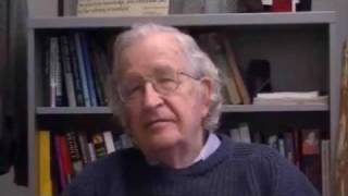 janruary 2011 noam chomsky says 5 years till the point of no return for global climate change.flv