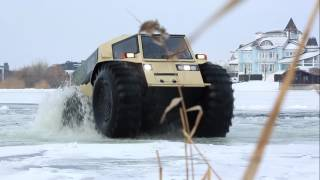 SHERP / ATV of Alexey Garagashyan
