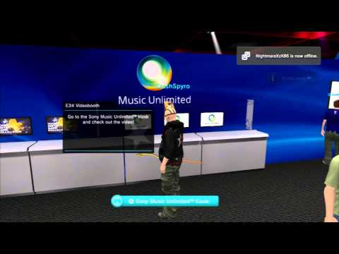 The Sony Music Unlimited Quest