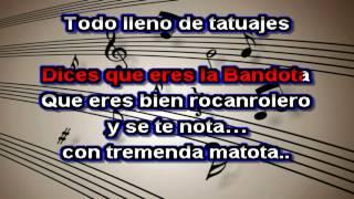 Charly Montana - Vaquero Rocanrolero - Karaoke DEMO