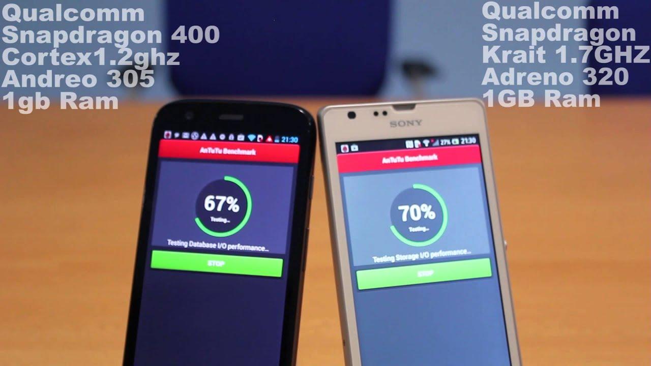 Moto G vs Sony Xperia SP Full Comparison - YouTube