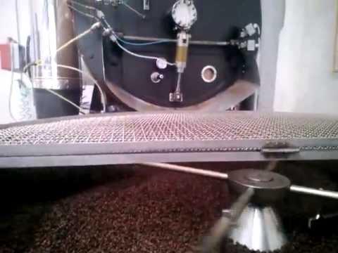 used scolari 120 kg coffee roaster youtube. Black Bedroom Furniture Sets. Home Design Ideas