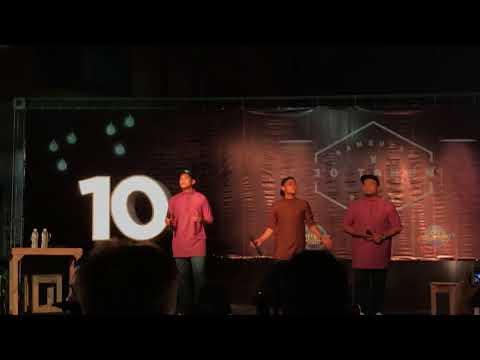 UNIC - Ainul Mardhiah GGV 2017  (live)
