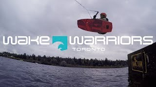 Wake Warriors Season 2 - Wakeboarding, Wakeskating Toronto