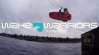 Wake Warriors Season 2 - Wakeboarding, Wakeskating Toronto