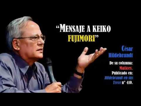 20180831 Msj a Keiko por Cesar Hildebrant