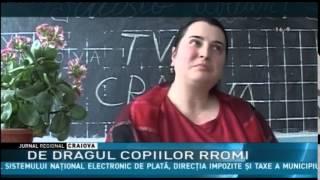 DE DRAGUL COPIILOR RROMI