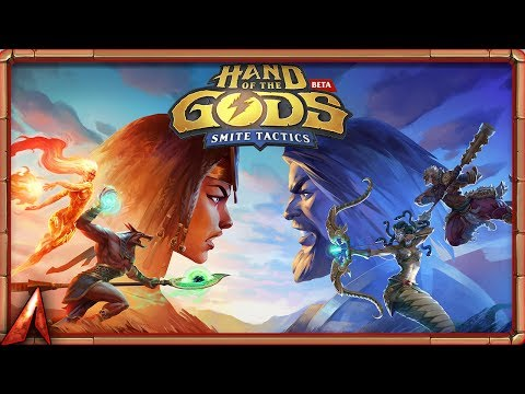 Hand of the Gods – Smite Tactics! First Play through!