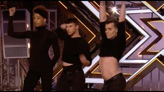 The Clique Leaves The Judges Speechless | Audition 3 | The X Factor UK 2017