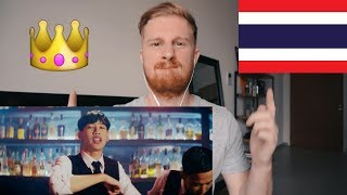 OG-ANIC x LAZYLOXY : เป็นไรไหม ? [Official MV] PROD.by NINO // THAI RAP REACTION
