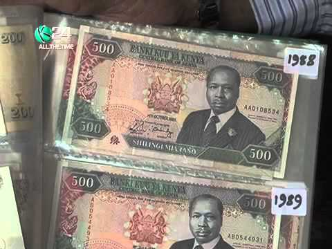 Kenya @ 50: The Evolution Of The Kenyan Currency