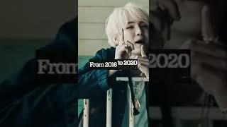 2020 Agust D Mixtape 4th Anniversary Support Advertisement - Tiktok South Korea