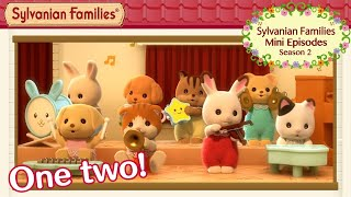 #5 Excitement at the Baby Recital! | Sylvanian Families Mini Episodes