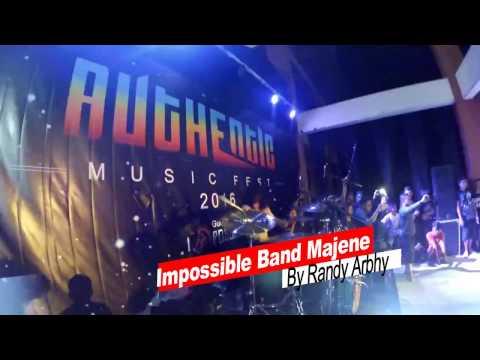 Perform Band Impossible Majene 2016