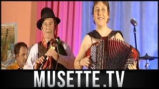 La Bourree Des Furets – Sylvie Pulles – Stars Musette