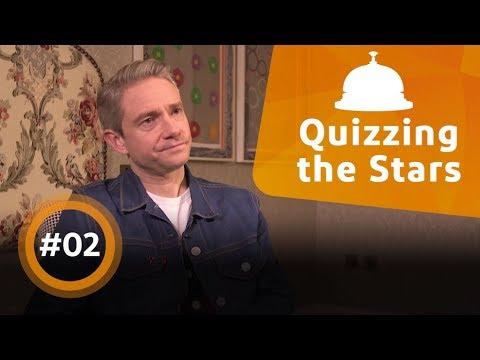 Martin Freeman & Amanda Abbington  Sherlock Trivia Quiz