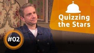 Video Martin Freeman & Amanda Abbington | Sherlock Trivia Quiz download MP3, 3GP, MP4, WEBM, AVI, FLV Desember 2017
