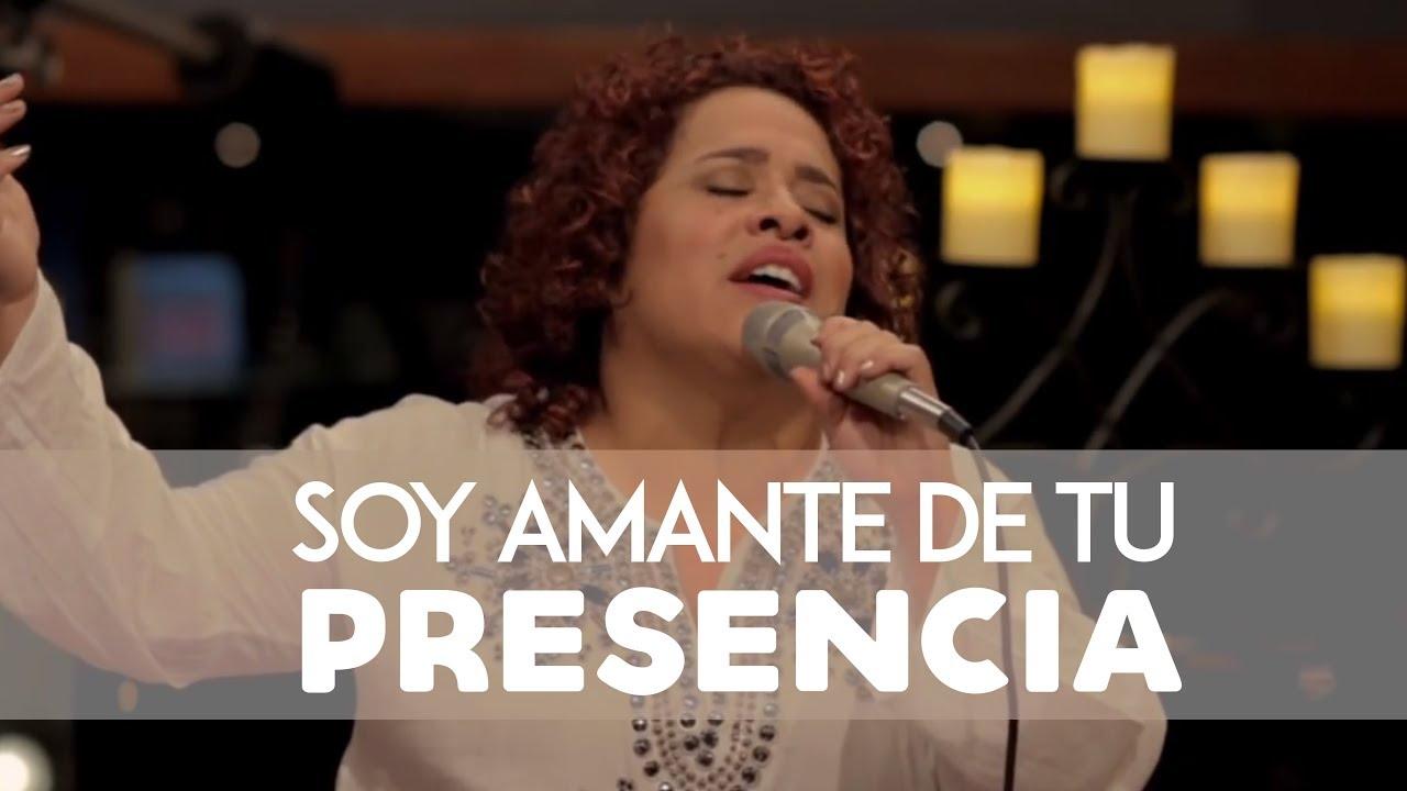 Ingrid Rosario Soy Amante De Tu Presencia Vídeo Musical Youtube
