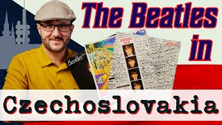 The History of The BEATLES in Communist Czechoslovakia  | Parlogram Auctions