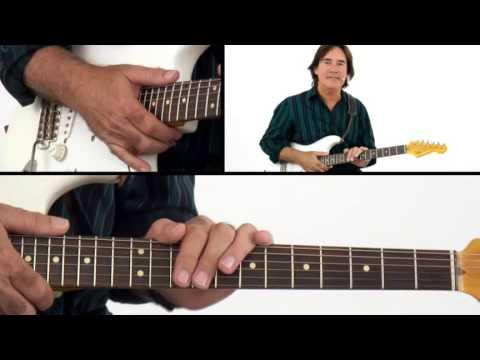 S.W.A.T. Improv - #10 - Guitar Lesson - Carl Verheyen