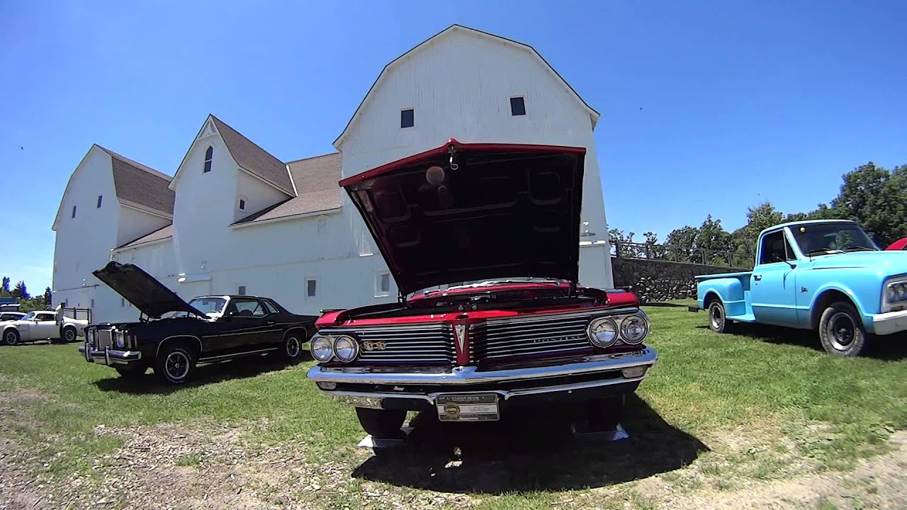 BangShift com Pontiac 421 Tribute to the legendary muscle