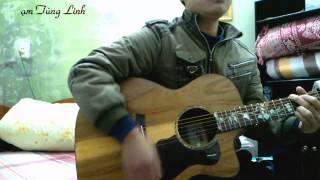 [Guitar cover] Giữ Em Đi - Thùy Chi ( Male version)