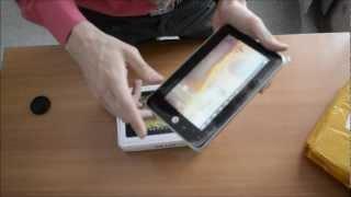 Ufa Tablet Обзор Tablet PC (Shen763)
