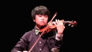 Serenata 07  Adrian Nicolas Ong & Jet Stephen Chong- violin