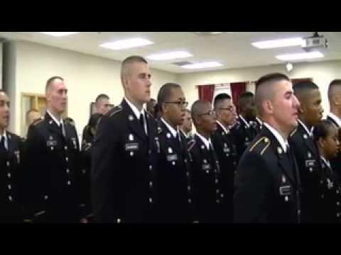 832D Ordnance Battalion AIT Graduation 08 July 2014 Fort Lee, VA