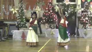 Sasikala charthiya deepavalayam Dance