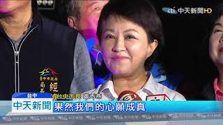 20190714中天新聞 台中購物節開跑 吸引遊客拚經濟