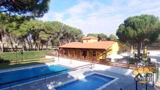Camping Riberduero - Peñafiel, Valladolid