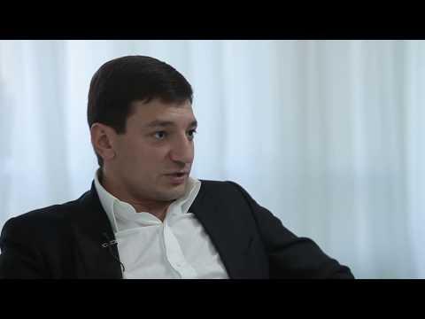 Артур Мхитарян в проекте «100 первых» журнала «Бизнес»