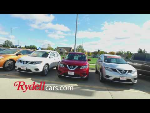 Rydell Honda-Nissan with Great March Lease Specials