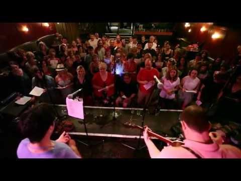 Choir! Choir! Choir! sings  Gordon Lightfoot  If You Could Read My Mind
