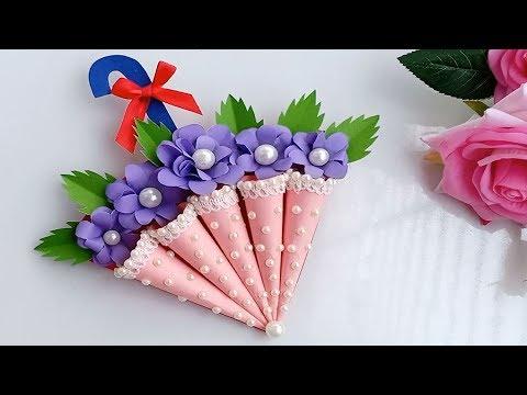 How to make Umbrella Birthday card\DIY Birthday Card.