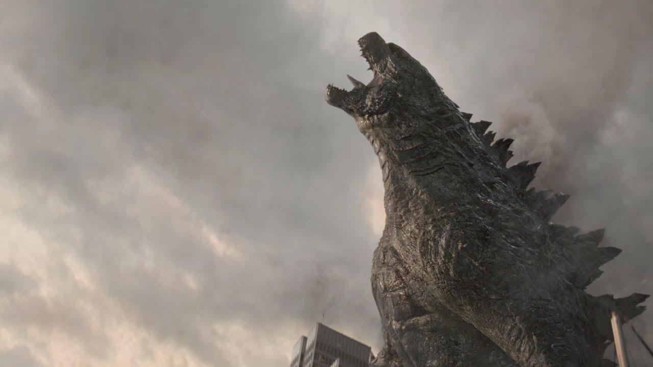 Godzilla - Now Playing [HD]