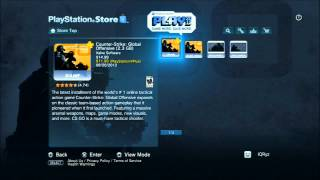 How to get CS GO early if European ps3 user
