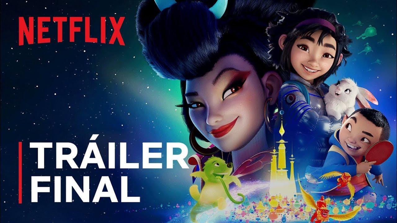 Más allá de la Luna   Tráiler oficial 2   Netflix