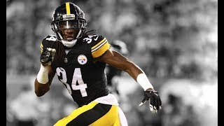 Terrell Edmunds || 2018-2019 Rookie Steelers Highlights ᴴᴰ