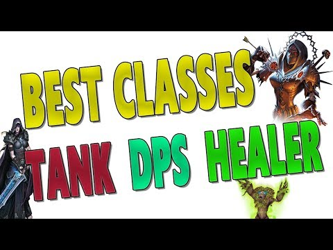 7.3.5 BEST CLASSES (Tanks | Healers | DPS) | Antorus & Mythic+ Rankings | Top Class & Spec Ranked