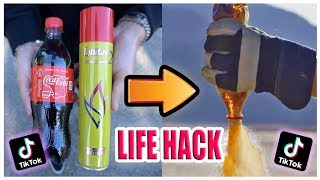 We Tested Tik Tok Life Hacks (you won't believe this...) *PART 2*