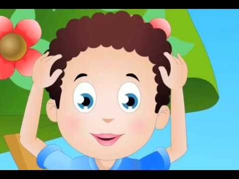 Chubby Cheeks Dimple Chin Nursery Rhyme Cartoon Animation Songs
