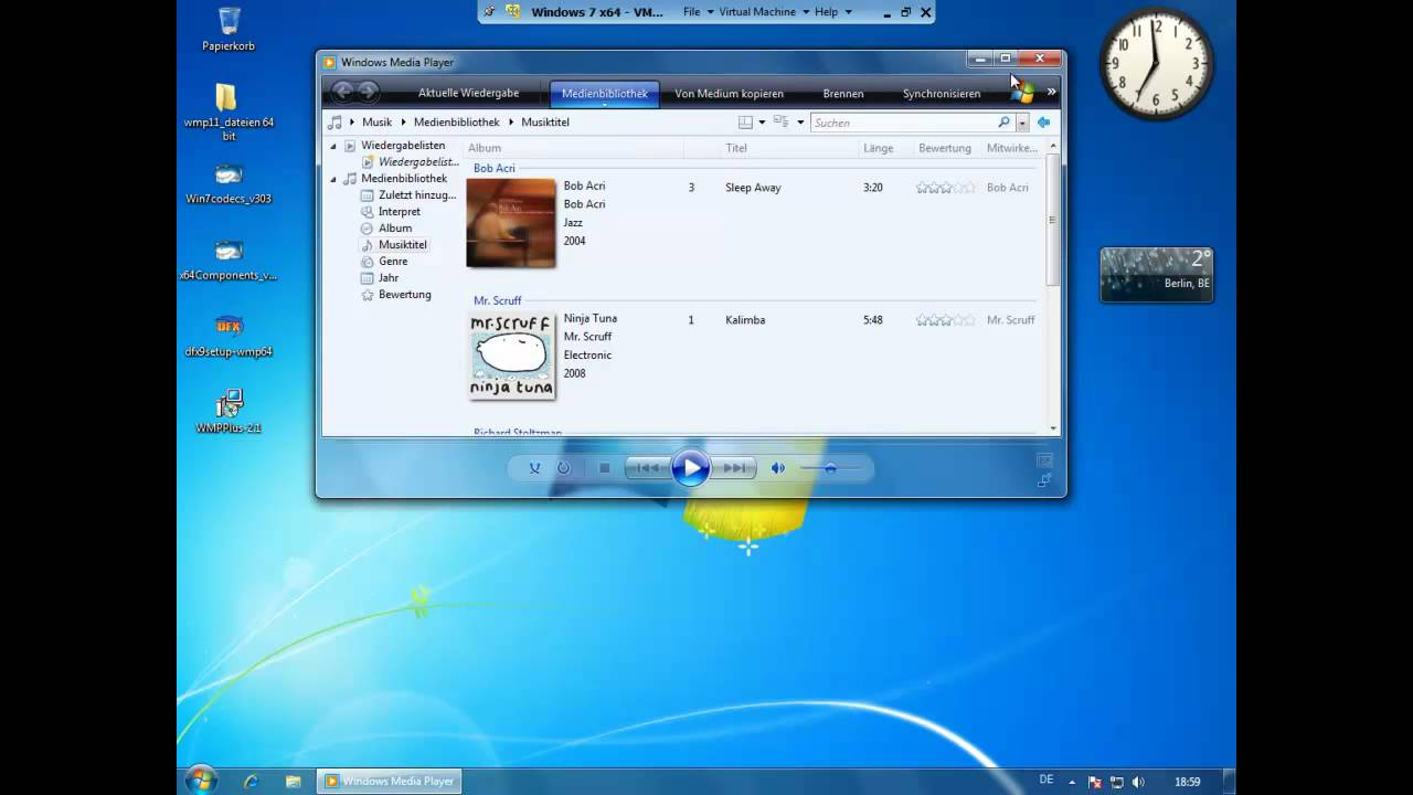 Windows Media Player (64-bit) - Free download and software ...