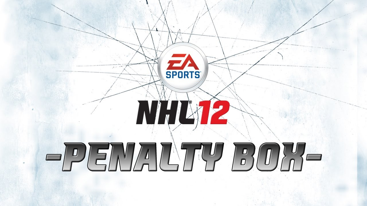 The Penalty Box: Top user generated hits in NHL 12 - Playoff Edition - The Penalty Box: Top user generated hits in NHL 12 - Playoff Edition