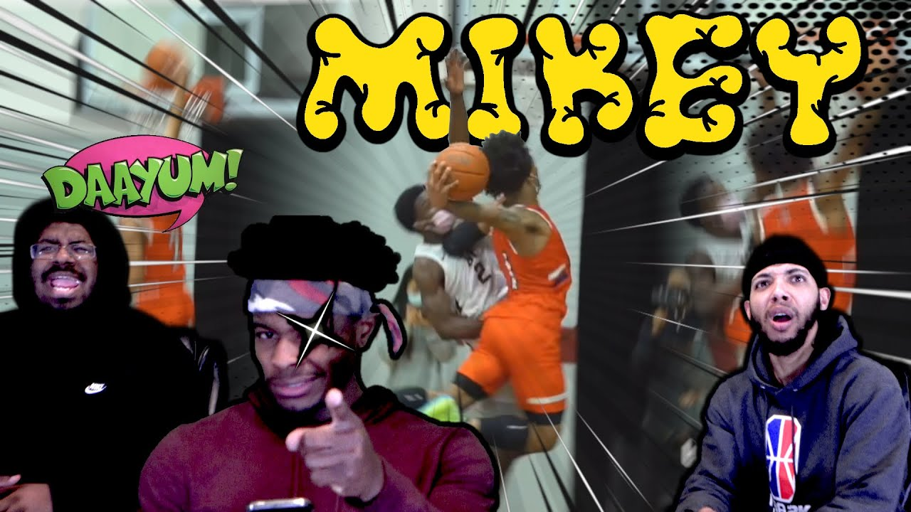IS MIKEY STILL THE MOST ENTERTAINING HIGHSCHOOL PLAYER?!?!   HouseReacts